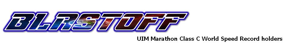 Blastoff Racing Logo
